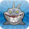 Shark or Die IOS game / iPhone shark game