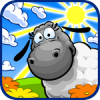 clouds and sheep iOS game / Fun Kids iPhone game